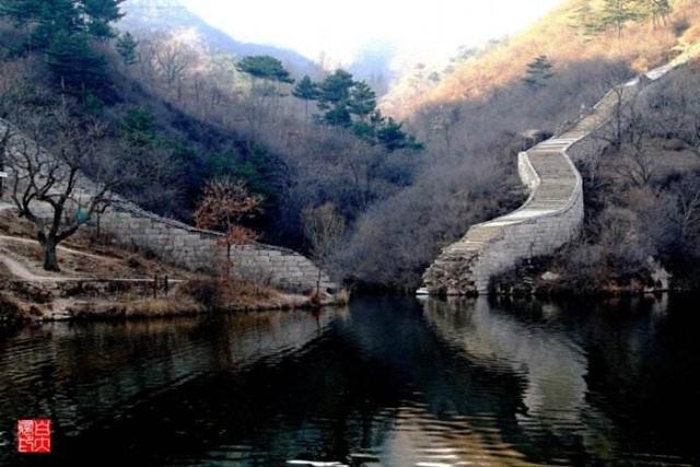 景点大全-黄花城水长城 北京黄花城水长城旅游区位于北京市怀柔区九