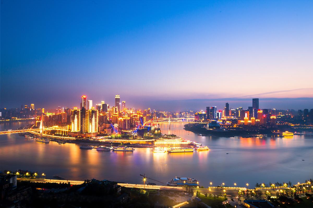 玩转重庆-美丽山城-网红线路-打造不一样的旅行双动四日游