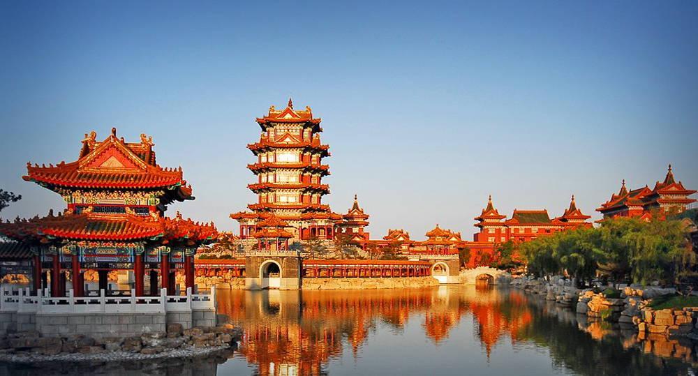 蓬莱黄金河一日游
