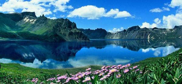 长白山北坡景区一日游